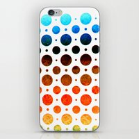 planets iPhone & iPod Skins featuring planets by sustici