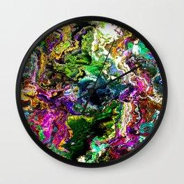 CE-PixelSortWeb2-4 Wall Clock