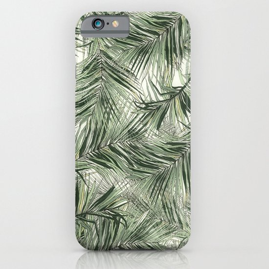 palms iPhone & iPod Case