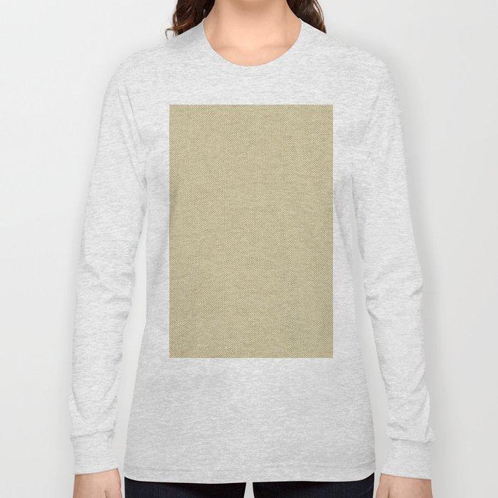 Simply Linen Long Sleeve T-shirt