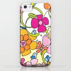 Peace, Joy, Love and Strength iPhone 5c Slim Case