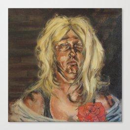 Lycia (The Chimera's Despair) Canvas Print