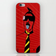 tongue iPhone & iPod Skin