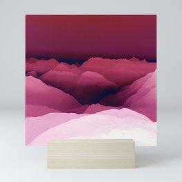 Red Mountain Mini Art Print