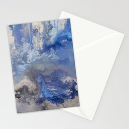 Blue Rivers Stationery Cards