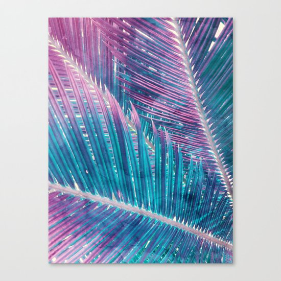 Palm #1 Canvas Print