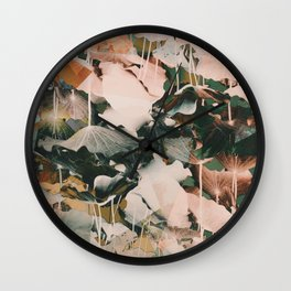 Trip Into Nature (Fall) Wall Clock