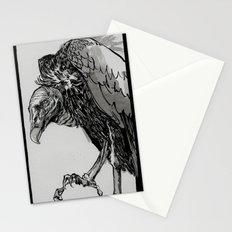 Vulture Study no.3 Stationery Cards