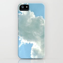 Cloudy with No Chance of Meatballs iPhone Case