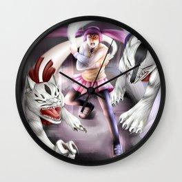 Blue Exorcist: Izumo Kamiki Wall Clock