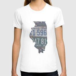 Vintage Illinois T-shirt