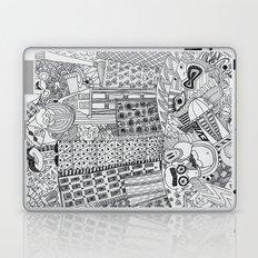Rush Hour Laptop & iPad Skin