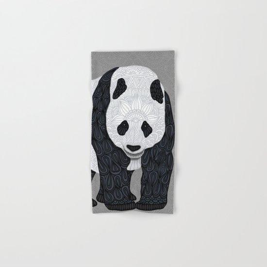 Papa Panda Hand & Bath Towel