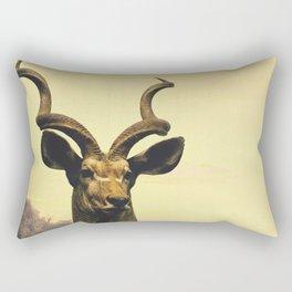 Hi, I am kudu Rectangular Pillow