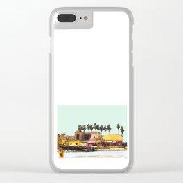 Saint-Louis-01 Clear iPhone Case