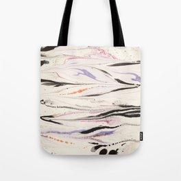 Marble 9 Tote Bag