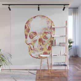 Pepperoni Head Wall Mural
