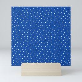 Christmas Pattern | Xmas Gift Idea Santa Claus Mini Art Print