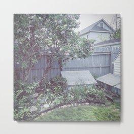 Virgil Avenue Past Metal Print