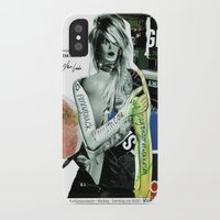 brand new iPhone & iPod Cases featuring The Brand New Look by Marko Köppe