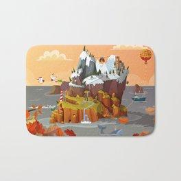 L'île aux copains automne/hiver Bath Mat