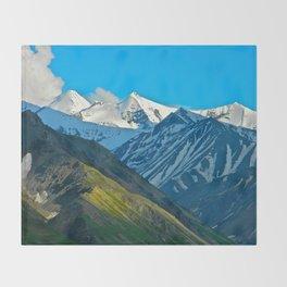 Elevation Throw Blanket