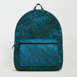 Ferns pattern Backpack