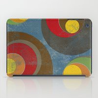it crowd iPad Cases featuring Crowd by Metron