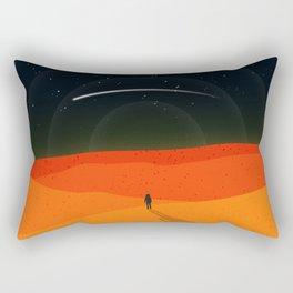 The Martian  Rectangular Pillow