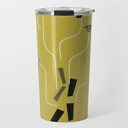 Clueless Bramble [Gold] Travel Mug