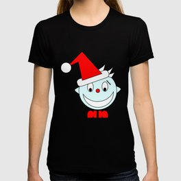 Funny Laughing Head T-shirt