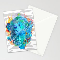 Fire Lion Stationery Cards