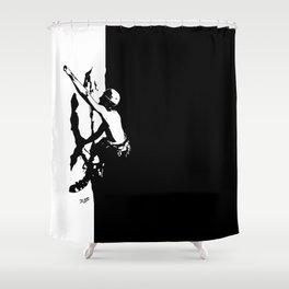 Climb Away Shower Curtain