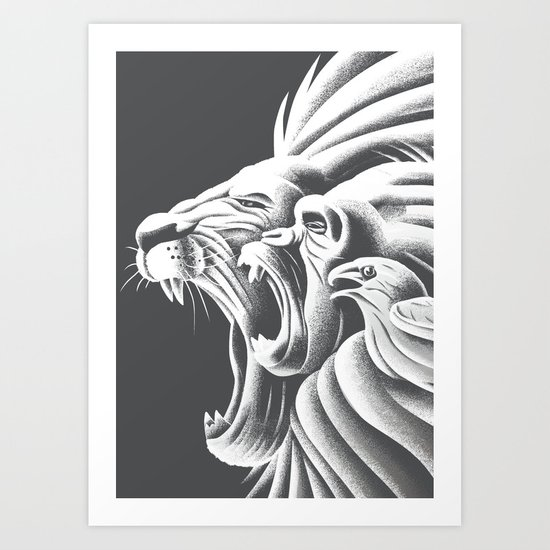 Call of the Wild Art Print