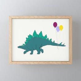 Where's the party? Framed Mini Art Print