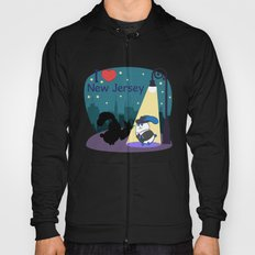 Ernest and Coraline | I love New Jersey Hoody