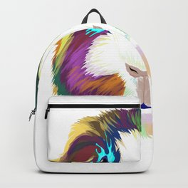 Splash Guinea Pig Backpack