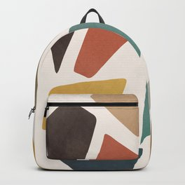 Colorful Shapes II Backpack