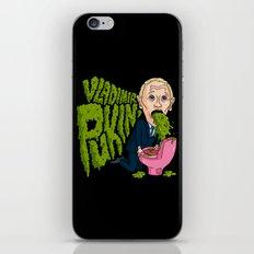 Vlad Pukin' iPhone & iPod Skin