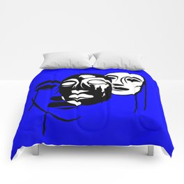 Love the Masks Comforters