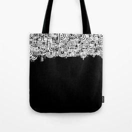 Disorganized Speech #3 Tote Bag