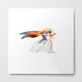 The first hare Metal Print