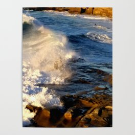 CALIFORNIA COAST Poster