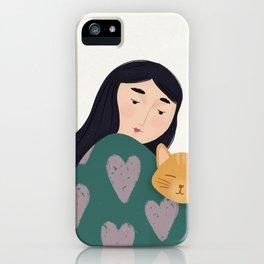 Wish I Had a Pet iPhone Case