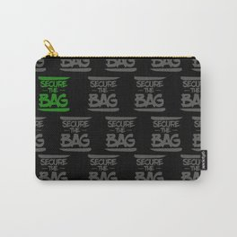 SECURE THE BAG Carry-All Pouch