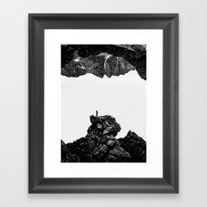 Isolate Me Framed Art Print