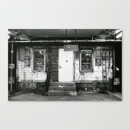 Chambers St. Canvas Print