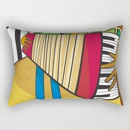 Accordion Rectangular Pillow