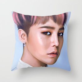 G-Dragon Throw Pillow
