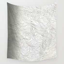 Brain Wave Wall Tapestry
